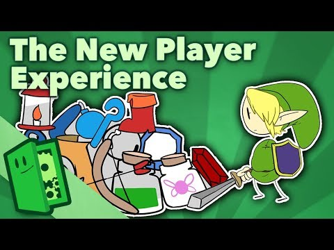The New Player Experience - Hooks, Tutorials, Rewards - Extra Credits