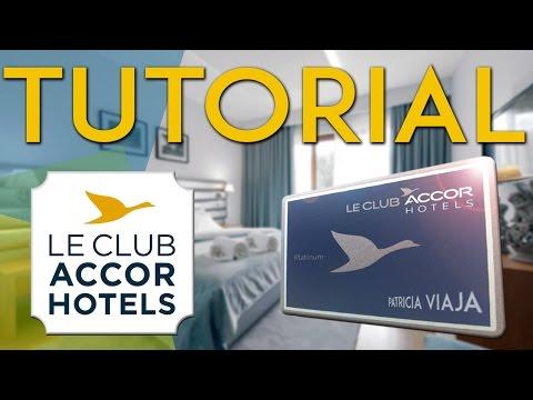 Tutorial:  Le Club Accor