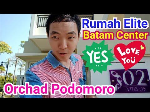 PERUMAHAN ORCHARD PARK!! CLUSTER VITIS POSISI HOOK - PROPERTY BATAM CENTER
