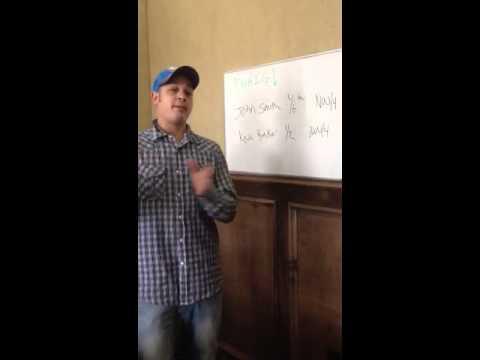 Landman Class / Basic Title