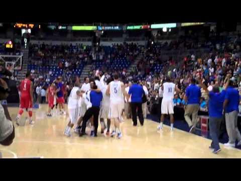 enlacanchapr.com Dominicana Campeon Centrobasket 2012