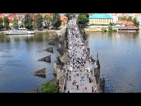 Charles Bridge, Prague, Czech Republic / Karlův Most, Praha, Česko / Most Karola, Praga, Czechy