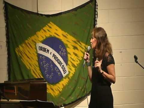 Eliane Pinheiro - The Girl from Ipanema