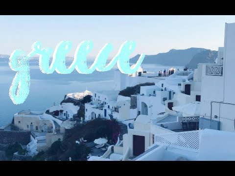 GREEK ISLANDS | My favourite place in Europe
