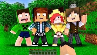 VOLTA DA FAMILIACRAFT no BEDWARS !! - Minecraft