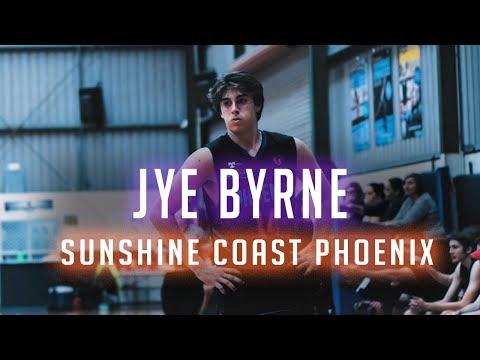 JYE BYRNE - Sunshine Coast Phoenix