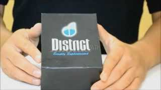 DISTRICT SAF-E-CIG Deluxe Electronic Cigarettes (eCig) Vaping Product
