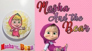 #6 MASHA AND THE BEAR DIY МАША И МЕДВЕДЬ - ПОДЕЛКА
