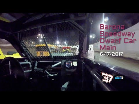 Barona Speedway Dwarf Cars • Main 6-17-2017 as seen by #37's GoPro