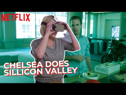 Chelsea e la Silicon Valley - Netflix [HD]