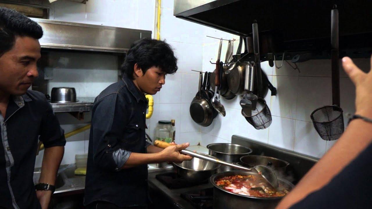 Готовим Том Ям - тайский острый суп