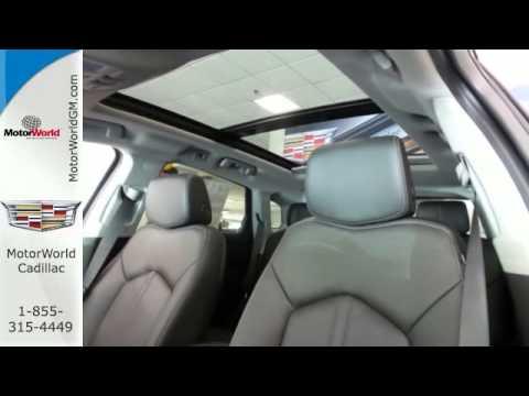 2015 Cadillac Srx Wilkes Barre Pa Scranton Pa C4089