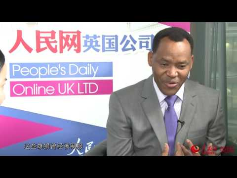 Tanzanian Minister Lazaro Nyalandu :Sino-African links is re