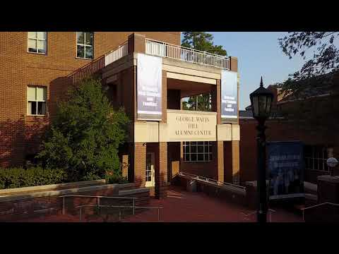 George Watts Hill Alumni Center
