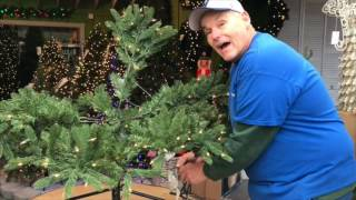 Feeney's How to Fluff Your Artificial Tree