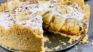 Безумно вкусный и простой торт без выпечки из пече...
