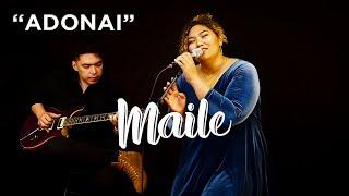 Blake x Maile - Adonai (Maile Cover)