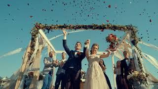 Свадебное видео Киев   Видеосъемка свадьбы Анастасии и Евгения