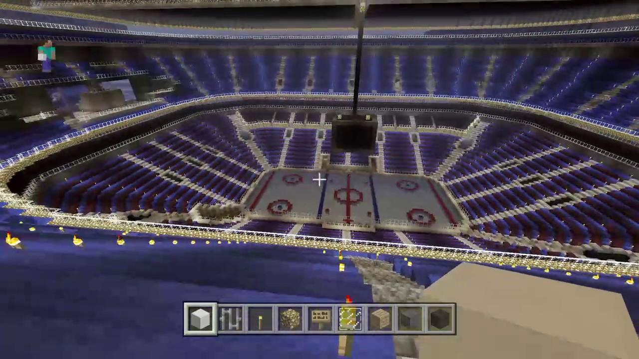 St Louis Blues Arena Tour
