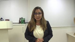 Depoimento após a Palestra de Oratória: Thayse Rocha, coaching