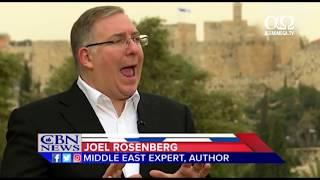 Joel Rosenberg, expert in Orientul Mijlociu - despre batalia pentru Ierusalim din 1967