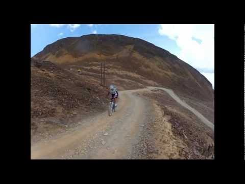 Chacaltaya (Bolivia) / The Highest Road in South America