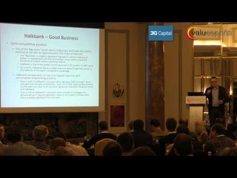 Valuespaña 2017 - Pavel Begun, 3G Capital Management