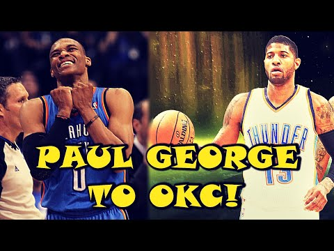 Why the Paul George Trade MAKES SENSE For OKC!