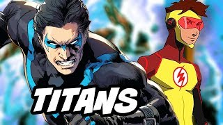 Video Titans Episode 1 Cast and Young Justice Season 3 Breakdown download MP3, 3GP, MP4, WEBM, AVI, FLV Agustus 2017