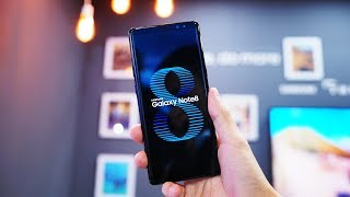 HP Android 13 juta... Samsung Galaxy Note 8 Indonesia!