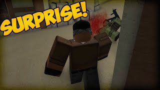 SURPRISE! Counter Blox: Roblox Offensive!