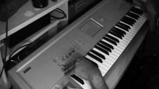 Beat Making On The Korg Triton Classic In Da Lab 33