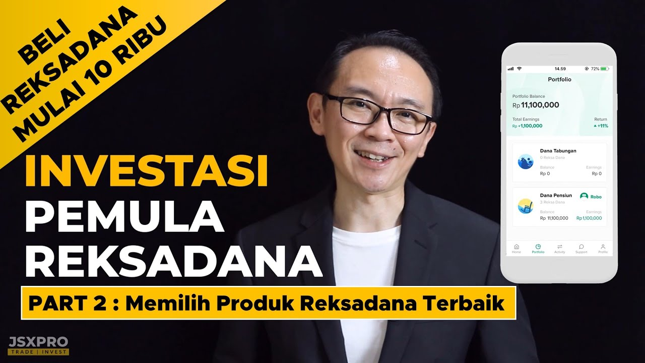 BIBIT   Investasi Reksadana Pemula - PART 2   Start Nabung ...