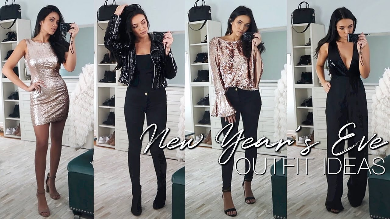 What to wear for the New Year
