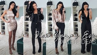 NEW YEAR'S EVE OUTFIT IDEAS : WHAT TO WEAR | Stephanie Ledda