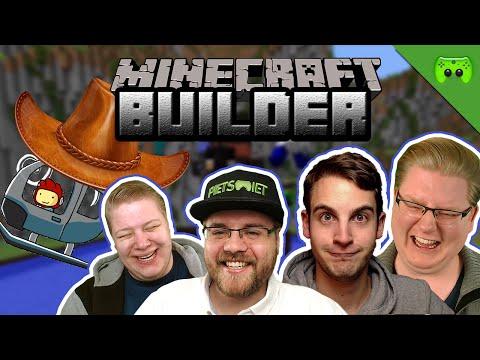 HELI MIT HUT 🎮 Minecraft Builder #13
