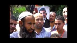 Interview With Pro-Morsi Protesters (CairoScene.com) Thumbnail