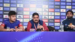 Defence mein kisi ne acha nahi khela- Dabang Delhi's coach Krishan Kumar Hooda