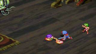 Grandia: Boss Fight 3 (King Squid) [HD]