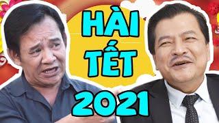 Hài Tết 2021 Quang Tèo, Quốc Anh Mới Nhất - Mở Hàng Full HD | Phim Hài Tết 2021 Hay Nhất