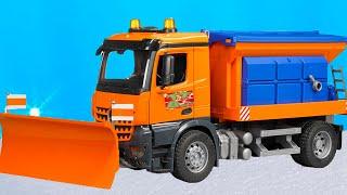 Грузовик - Новая Игрушка Для Детей | Toys & Truck For Kids | Tiki Taki Boys
