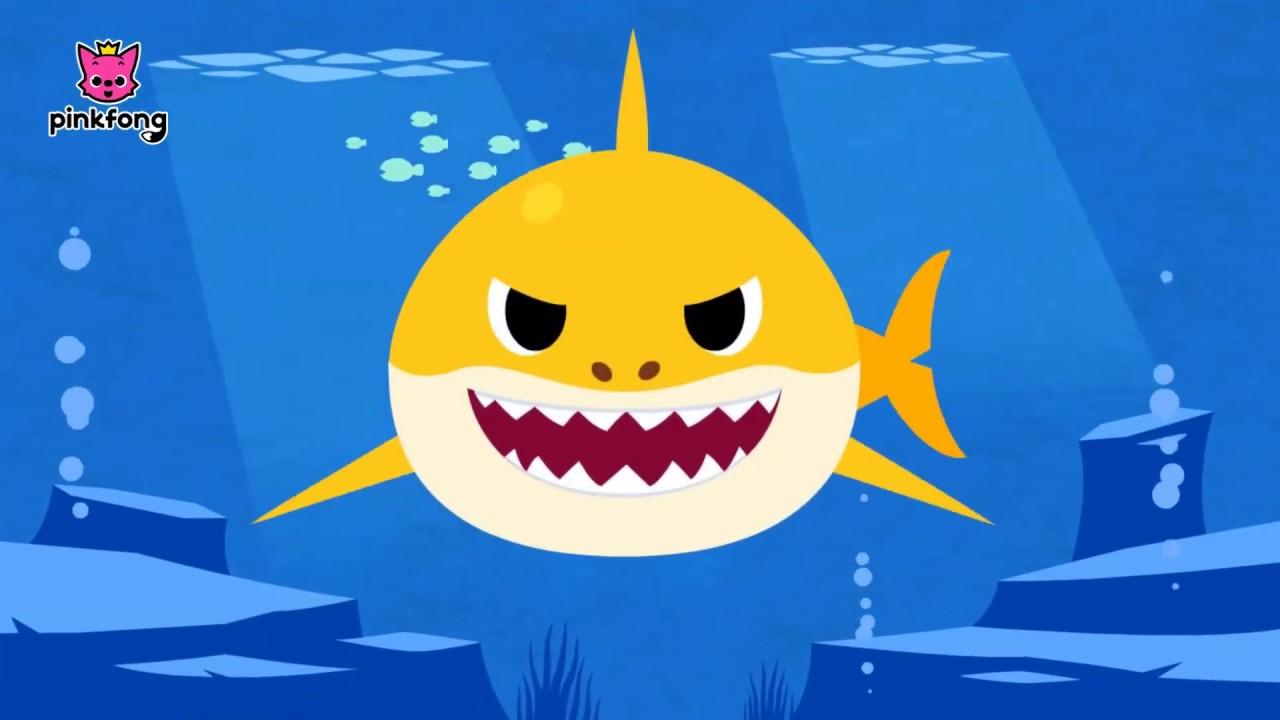 Bé Cá Mập Tổng Hợp - Liên Khúc Nhạc Thiếu Nhi Tiếng Anh - Em Bé Cá Mập Baby  Shark Medley - Nhạc thiếu nhi mới nhất. - #1 Xem lời bài hát