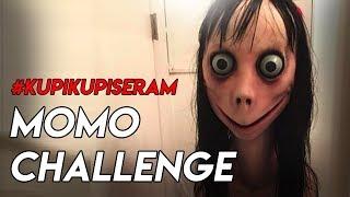 MOMO CHALLENGE #JanganMomoChallenge