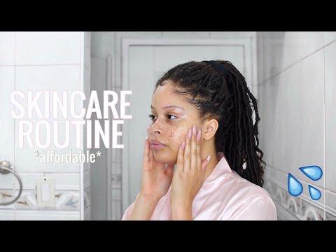 SKINCARE ROUTINE 2019 | DRY SENSITIVE SKIN thumbnail