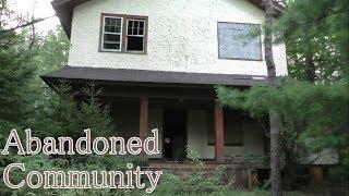 Abandoned Vacation Homes - Forgotten Summer Getaway