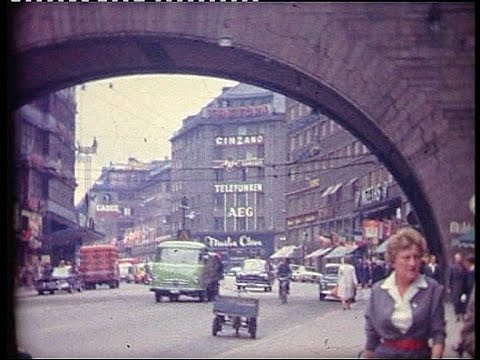 Visiting Helsinki and Stockholm in 1960 (4)
