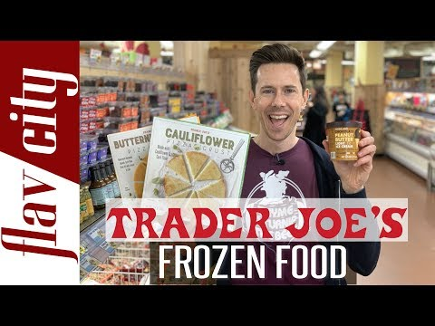 Trader Joe's Frozen Food Review What to Buy & Avoid!
