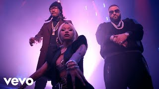 Смотреть клип Dj Khaled - I Wanna Be With You  Ft. Nicki Minaj, Future, Rick Ross