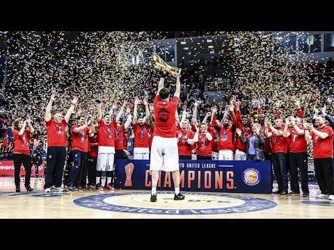 ЦСКА победил «Химки» и стал чемпионом Единой лиги ВТБ