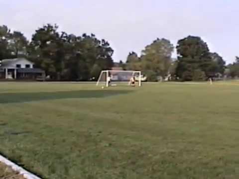 Charleston Boys Soccer vs Effingham St. Anthony 2000
